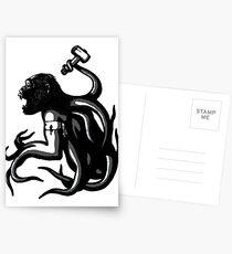 Shud, the last legionary of Simiacle Postcards