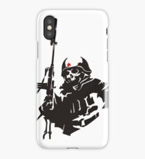 Army soldier iPhone Case