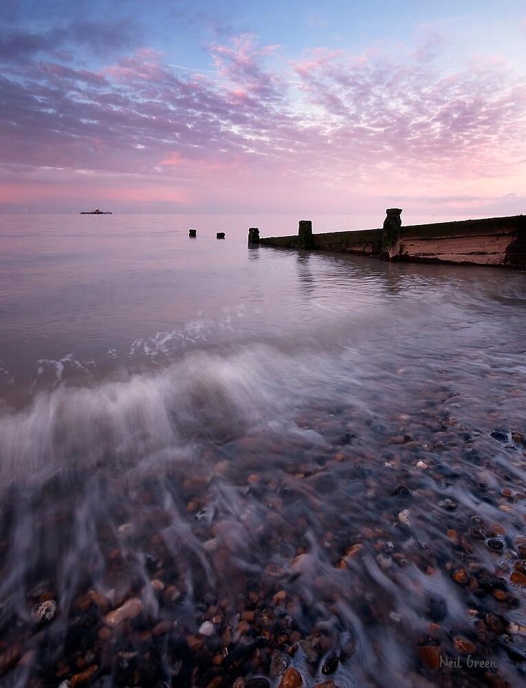Twilight Coast by NeilGUK
