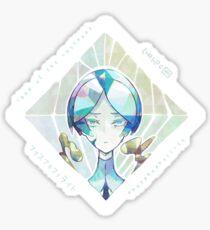 Phosphophyllite (short hair ver.) - Houseki no Kuni Sticker