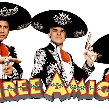 Three Amigos by CreativeSpero