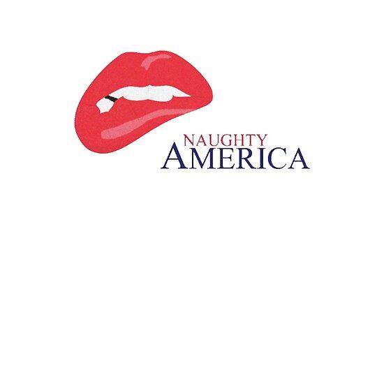 Naughty America By Russell Gillard