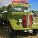 Austin K4 Truck by RedHillDigital