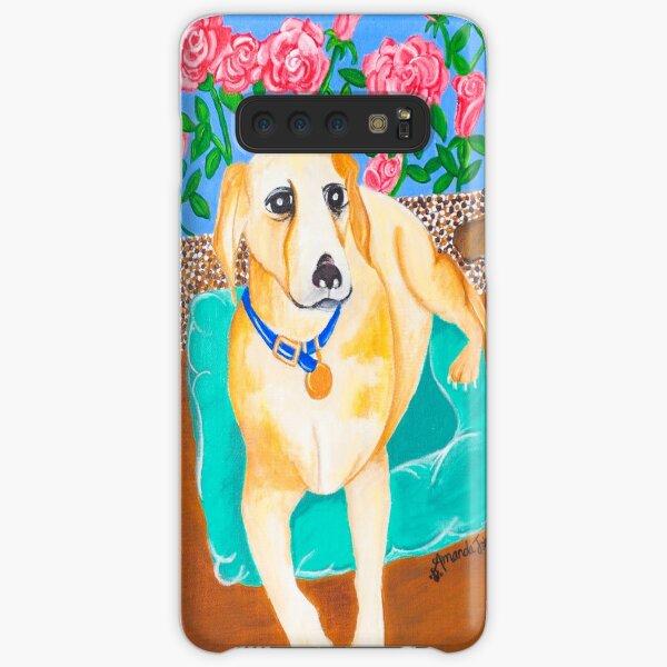 Whimsical Labrador Dog - Serenity Samsung Galaxy Snap Case