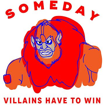 Beast Man He Man: Someday Villians Have to Win by emmgut