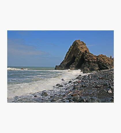 Blackchurch Rock Photographic Print