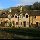 Bybrook Cottages by RedHillDigital