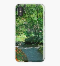 Butchart Gardens 8, 1993 iPhone Case/Skin