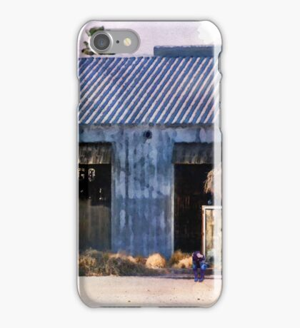 Forgotten in Time iPhone Case/Skin
