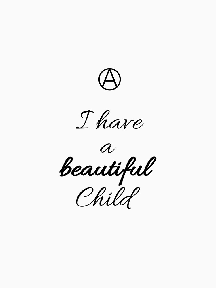 A Beautiful Child  by Ashanna