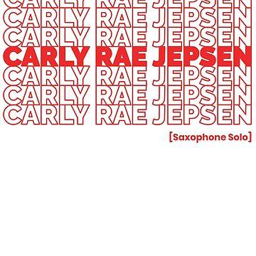 Carly Rae Jepsen by celerywoulise