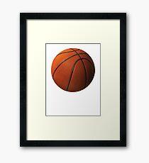 Basketball 2 Framed Print