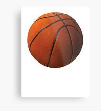 Basketball 2 Metal Print