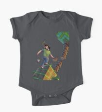 Minecraft Animation Tree Cutter Kids Clothes
