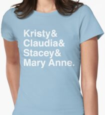 Kristy & Claudia & Stacey & Mary Ann. T-Shirt