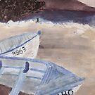 Boat 3963 by Nikkitta