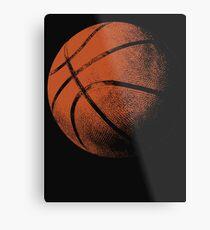 Basketball 3 Metal Print