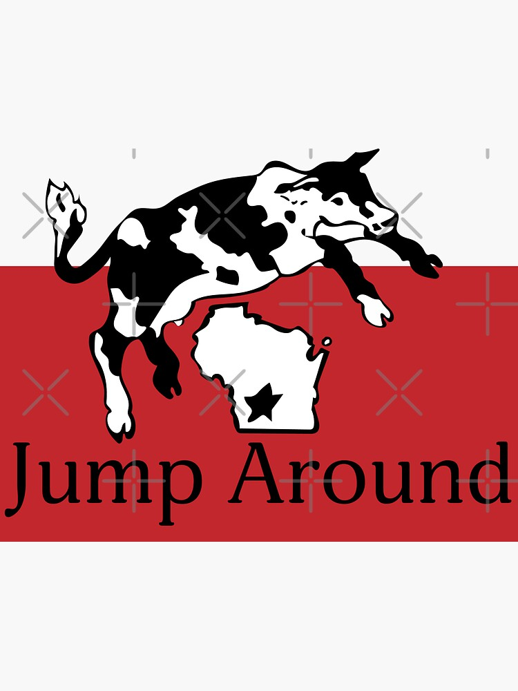 Spotted Cow Jump Around de shaylikipnis