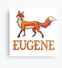 Eugene Fox Metal Print