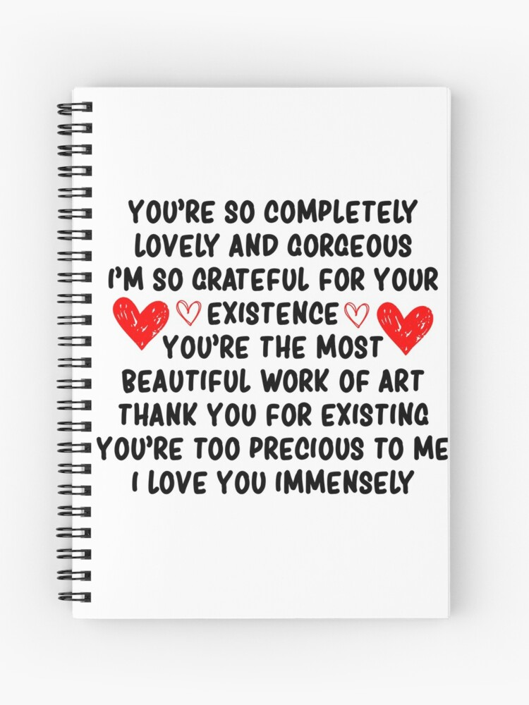 liebe dich sehr