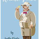 Agatha Christie's Hercule Poirot by artkarthik