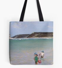 """""""rivermouth"""" Tote Bag"""