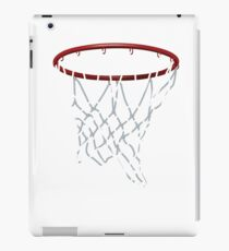 Basketball Hoop Net iPad Case/Skin