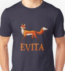 Evita Fox Unisex T-Shirt