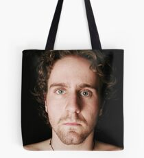 My curly hair, and a voting booth Tote Bag