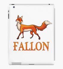 Fallon Fox iPad Case/Skin