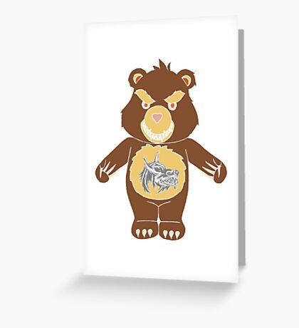WereBear Greeting Card