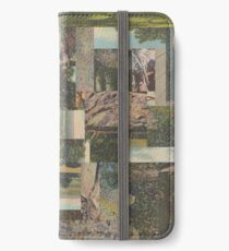 Tree Points Drop iPhone Wallet/Case/Skin
