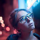 Neon Lights by jswolfphoto