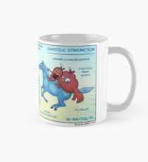 Systolic vs. Diastolic Heart Failure Mug