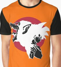Goku Super monkey Graphic T-Shirt