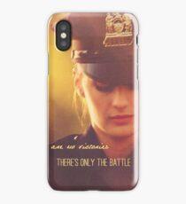 Kate Beckett iPhone Case