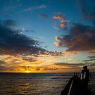 Honolulu, Hawaii by Luka Skracic