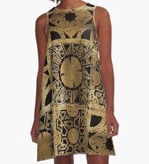 Lament Configuration Spread A-Line Dress