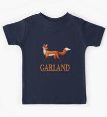 Garland Fox Kinder T-Shirt