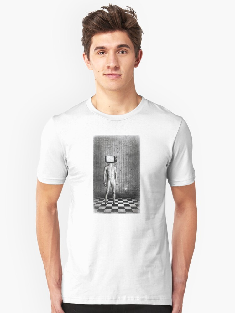 This Is Just A Test Shirt Unisex T-Shirt Front