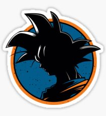 Goku Dragon Ball Z Sticker