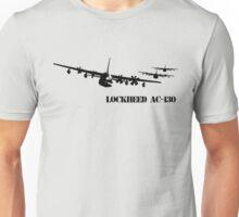 Lockheed AC-130 spectre Unisex T-Shirt