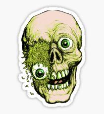 MAGGOTFACE Sticker