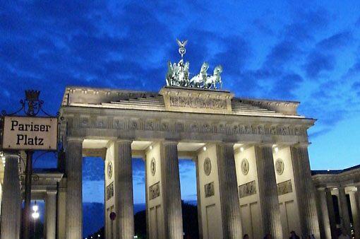 Berlin in Blue by bluemoves
