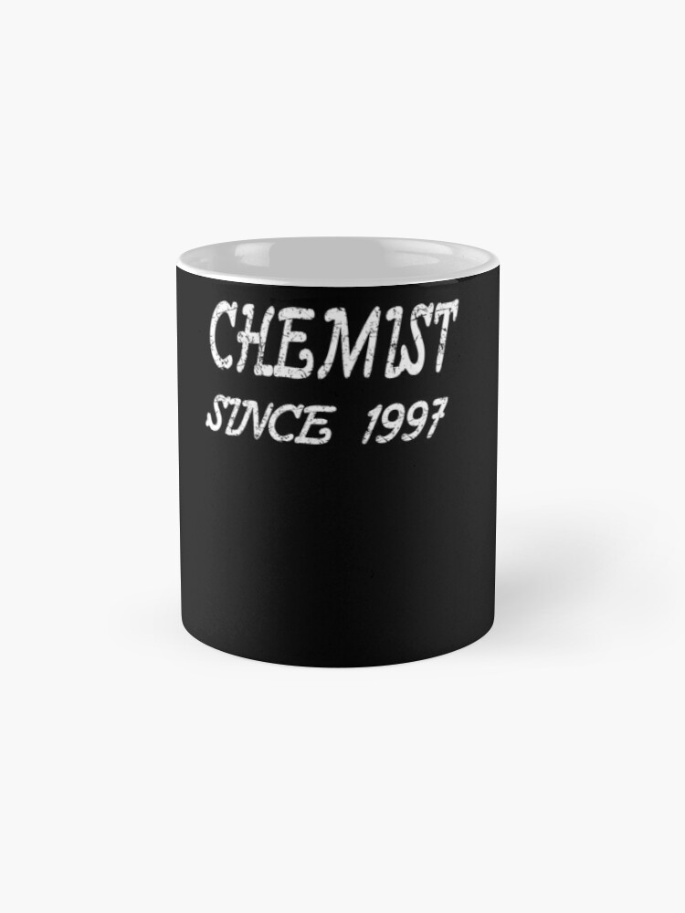 Vista alternativa de Taza Chemist Since 1997