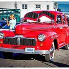 Car Toons - Meet the Major by Carl Green