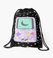 Magical Girl Game Console Drawstring Bag
