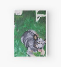 Family Portrait  Hardcover Journal