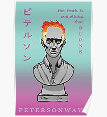 Petersonwave  Poster