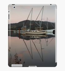 Tranquil Moorings  iPad Case/Skin